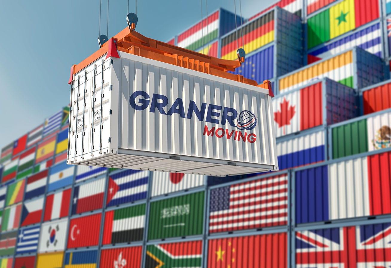 Miami International Moving Company | Granero Moving, Granero Moving